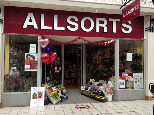 ALLSORTS store