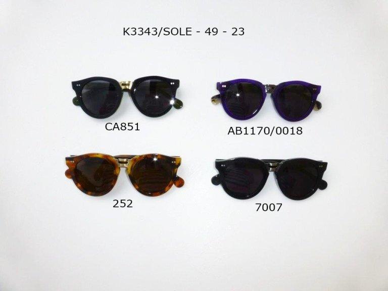 montature occhiali da sole produzione propria