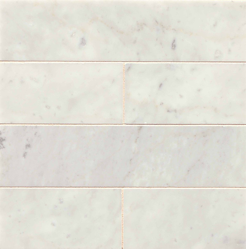 White carrara stoneart for Marmol carrara