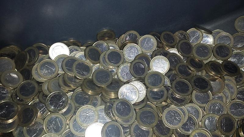Contazione monete