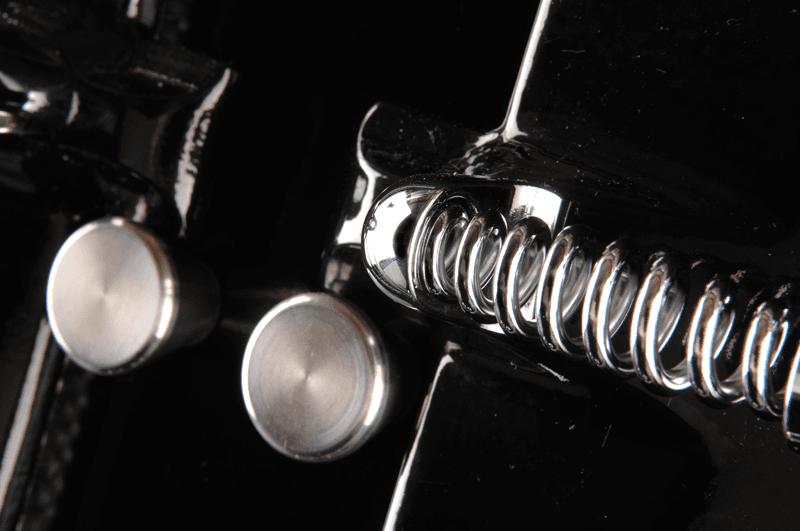 chrome detailing