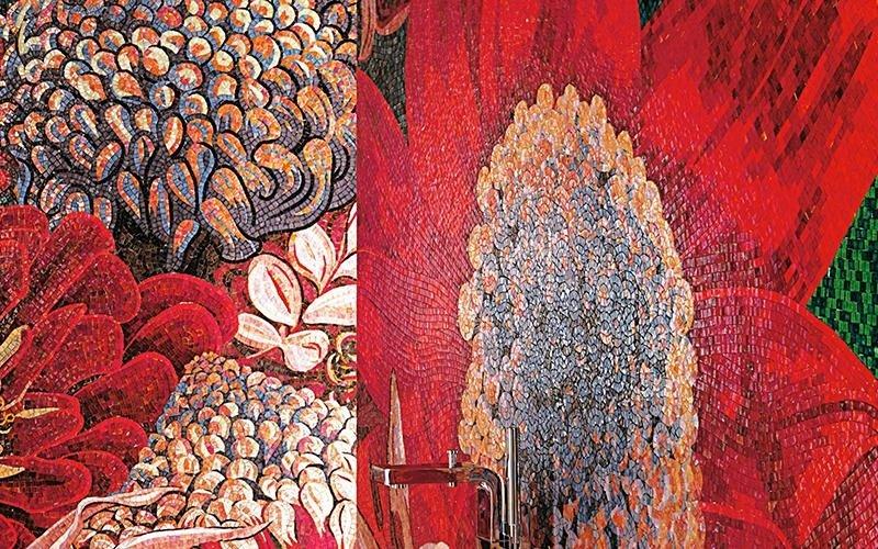 Mosaici per interni salerno