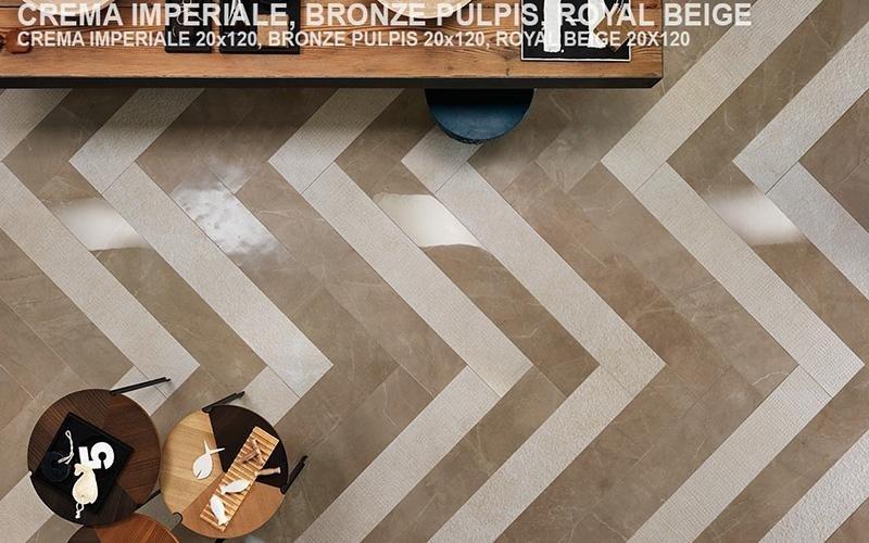 Pavimento geometrico salerno
