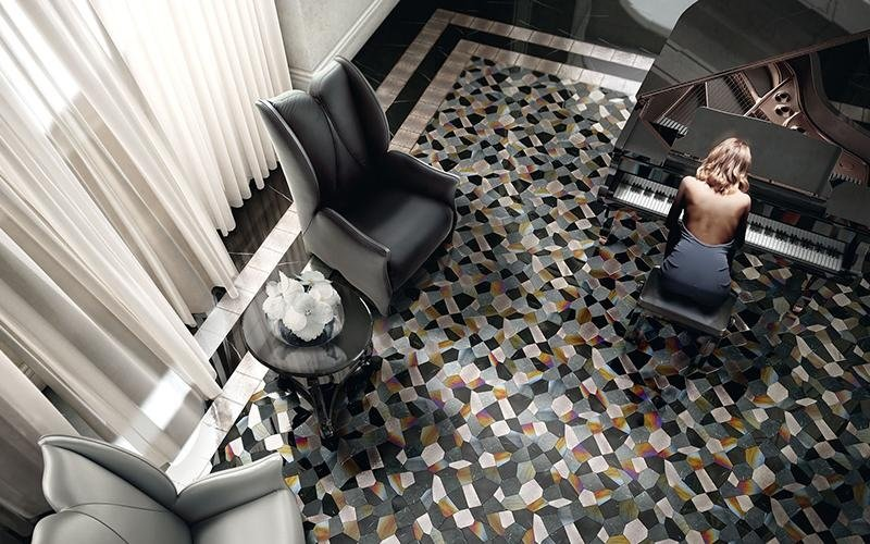 Mosaico Caleidos Platinum salerno