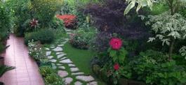 progettazione aree verdi e giardini