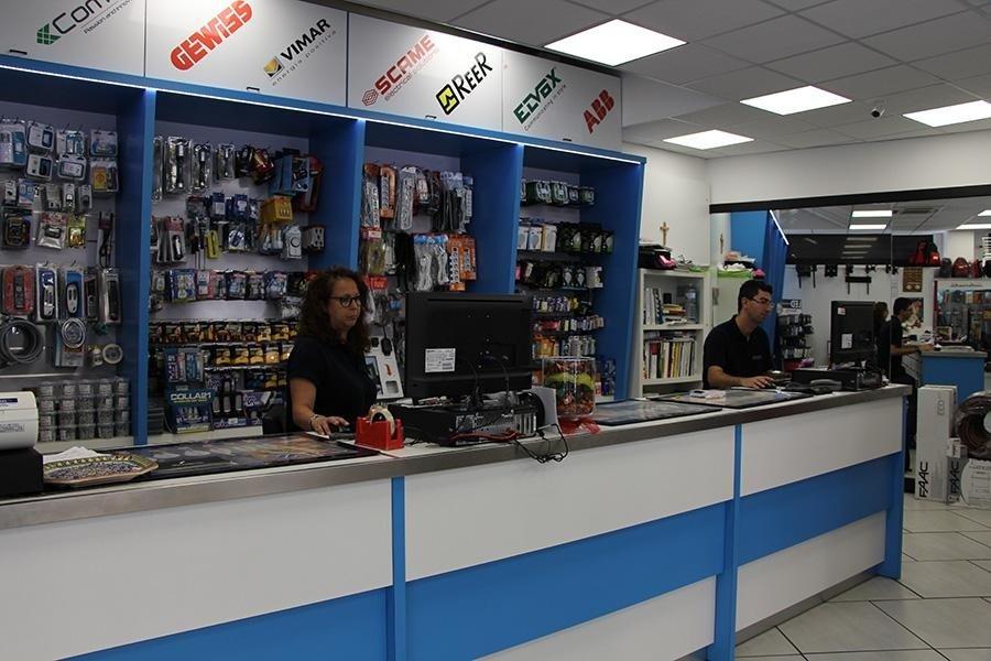 negozio elettronica Bologna srl Via Goethe