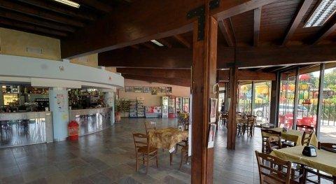 Laghetto Sgagna - Area ristorazione