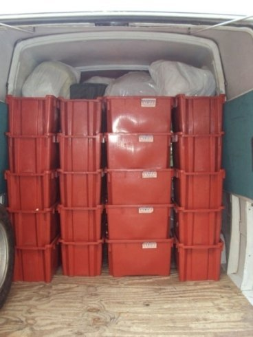 contenitori trasporto