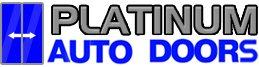 platinum auto doors logo