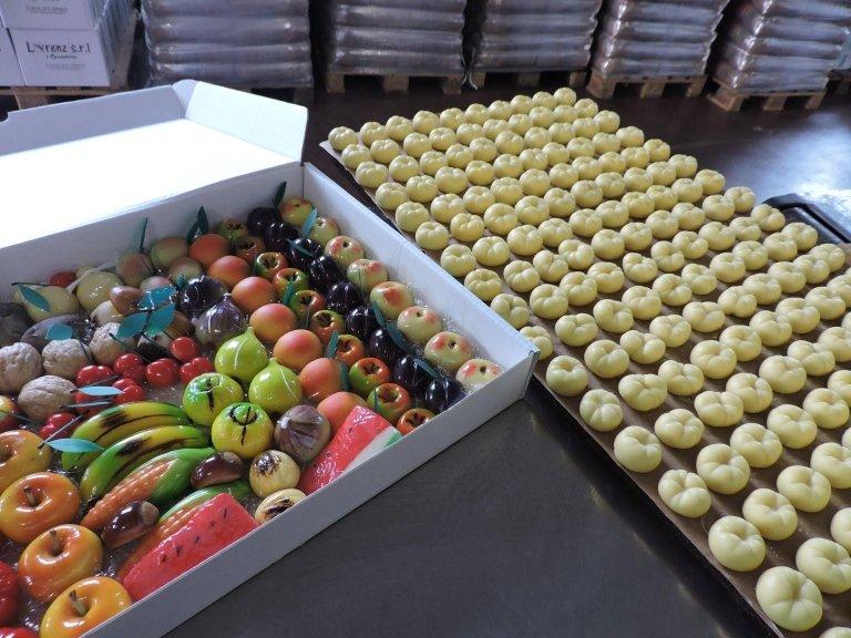 lavorazione frutta