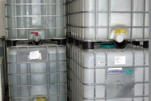 Cisterne di glassa da 1400 kg