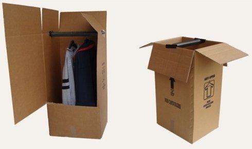 imballaggi per indumenti