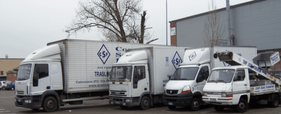 Cooperativa traslocatori fiorentini