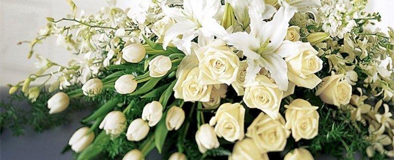 allestimento funerale