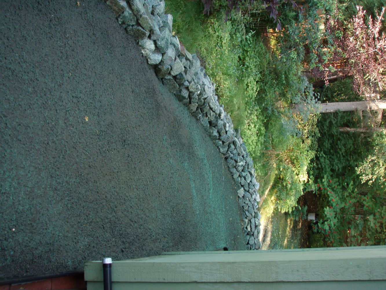 our professional Yardscaping's landscaping project