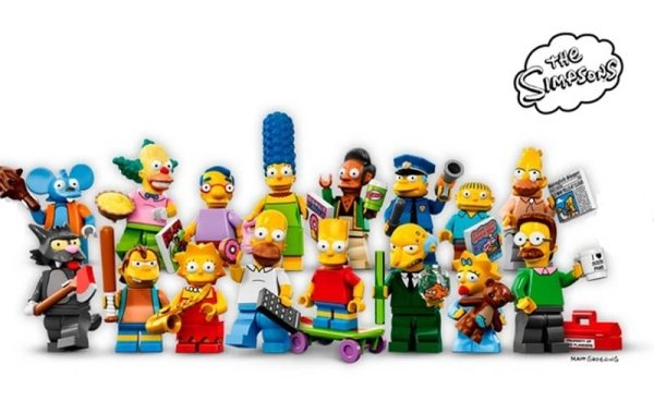 Serie The Simpsons™