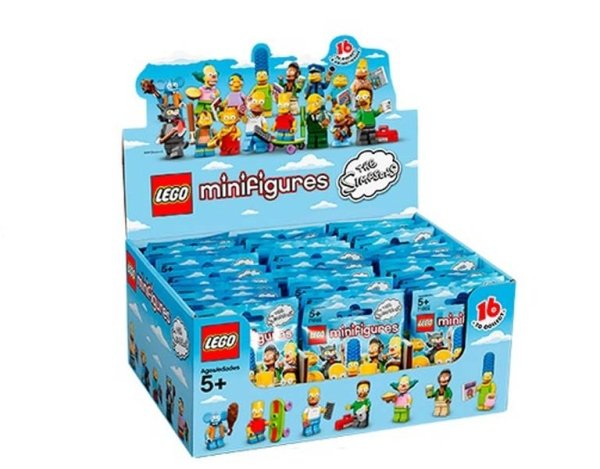 Serie The Simpsons™ Lego