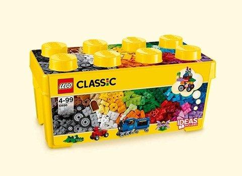 10696 Scatola mattoncini creativi media LEGO®