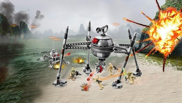 75142 HOMING SPIDER DROID™