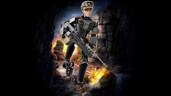 75119 SERGEANT JYN ERSO™