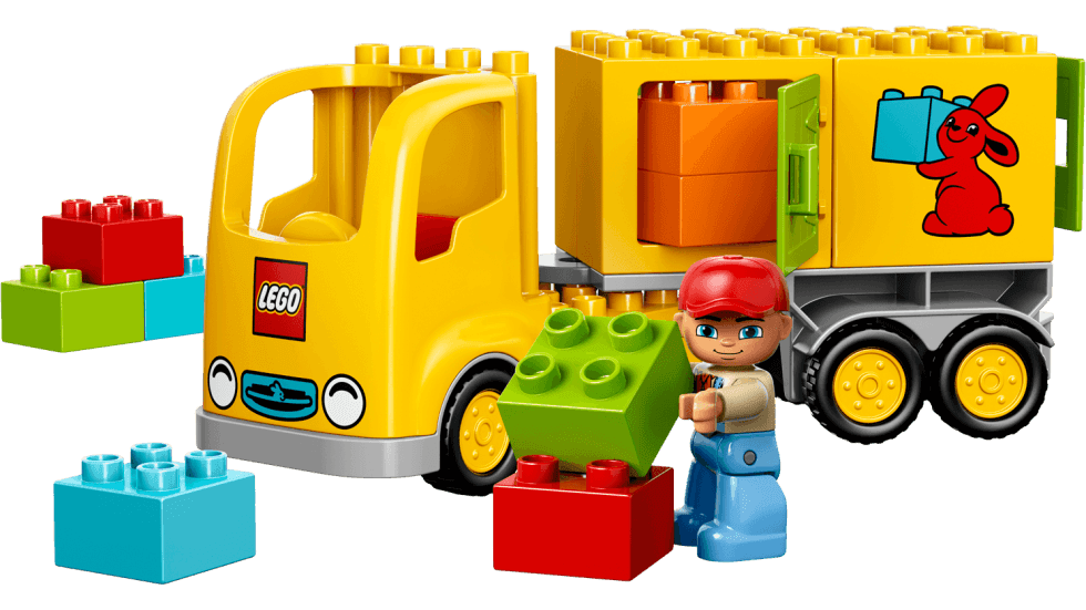 10601 CAMION DA TRASPORTO LEGO® DUPLO®