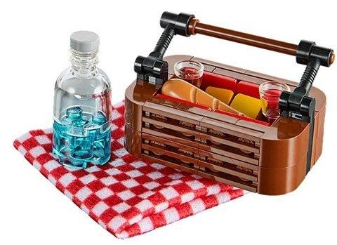 kit per pranzo al sacco