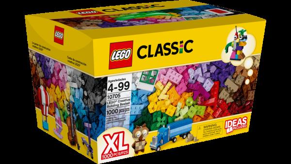 10705 Cestino creativo LEGO®