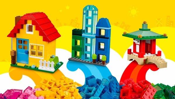 10703 Scatola costruzioni creative