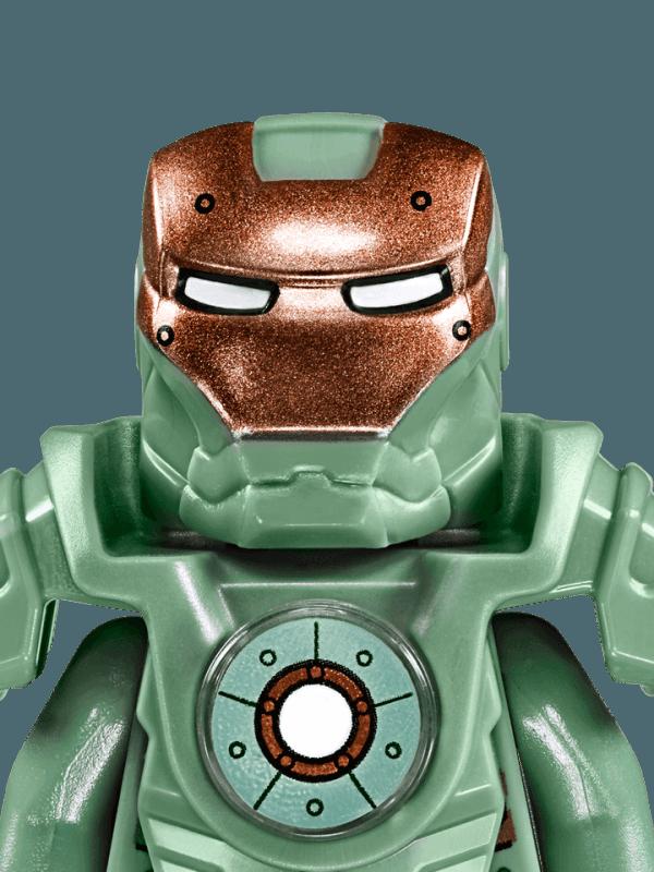 IRON MAN MK 37