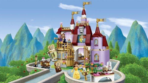 41067 Il castello incantato di Belle