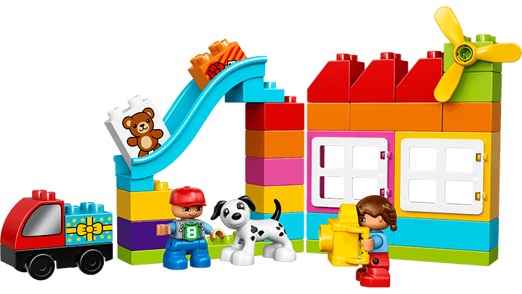 10820 CESTINO CREATIVO LEGO® DUPLO®