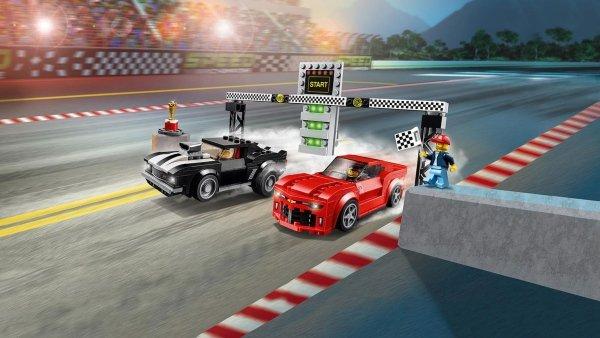 75874 Gara di accelerazione Chevrolet Camaro