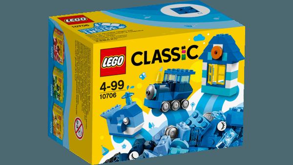 10706 Scatola della Creatività Blu