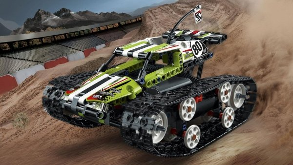 42065 RACER CINGOLATO TELECOMANDATO