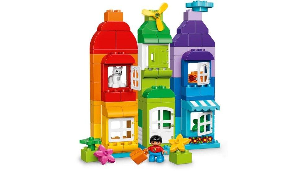 10854 SCATOLA CREATIVA LEGO® DUPLO®