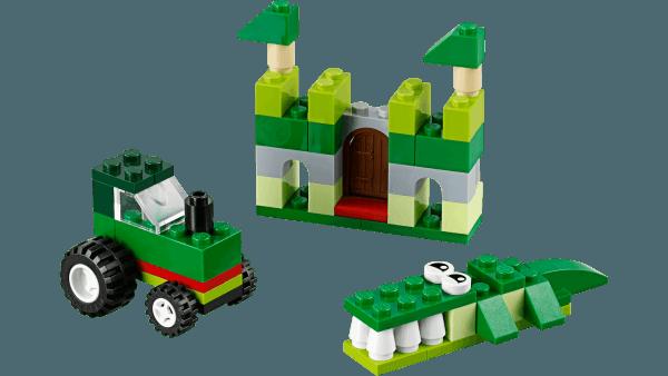 10708 Scatola della Creatività Verde