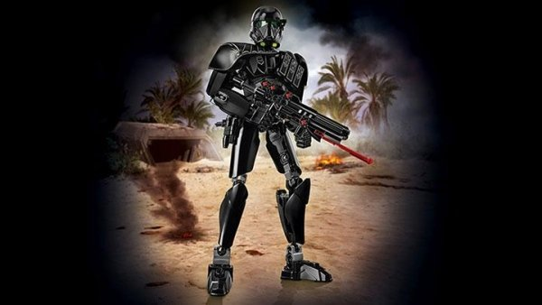 75121 IMPERIAL DEATH TROOPER™