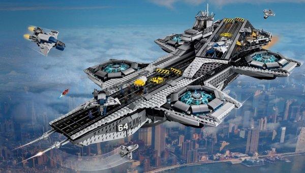 76042 HELICARRIER S.H.I.E.L.D.