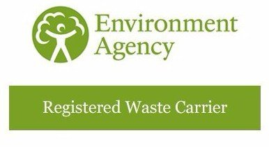 Registered waste carrier logo