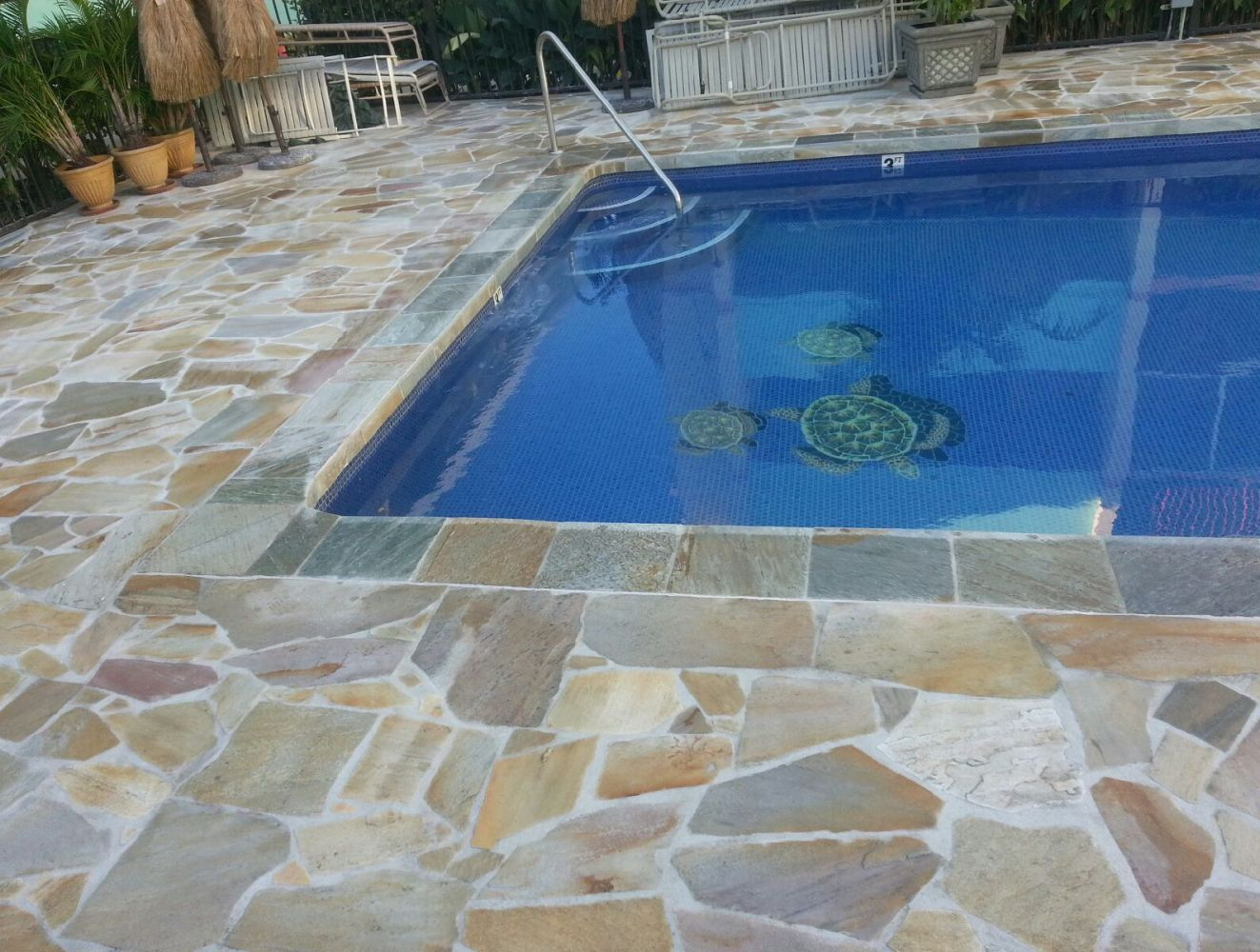 Hawaii's most experienced marble, tile and stone flooring contractor
