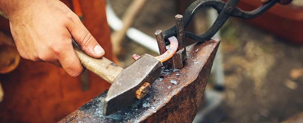 lavorazione artigianale ferro