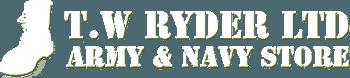 T.W Ryder logo