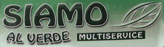 SIAMO AL VERDE MULTISERVICE - LOGO