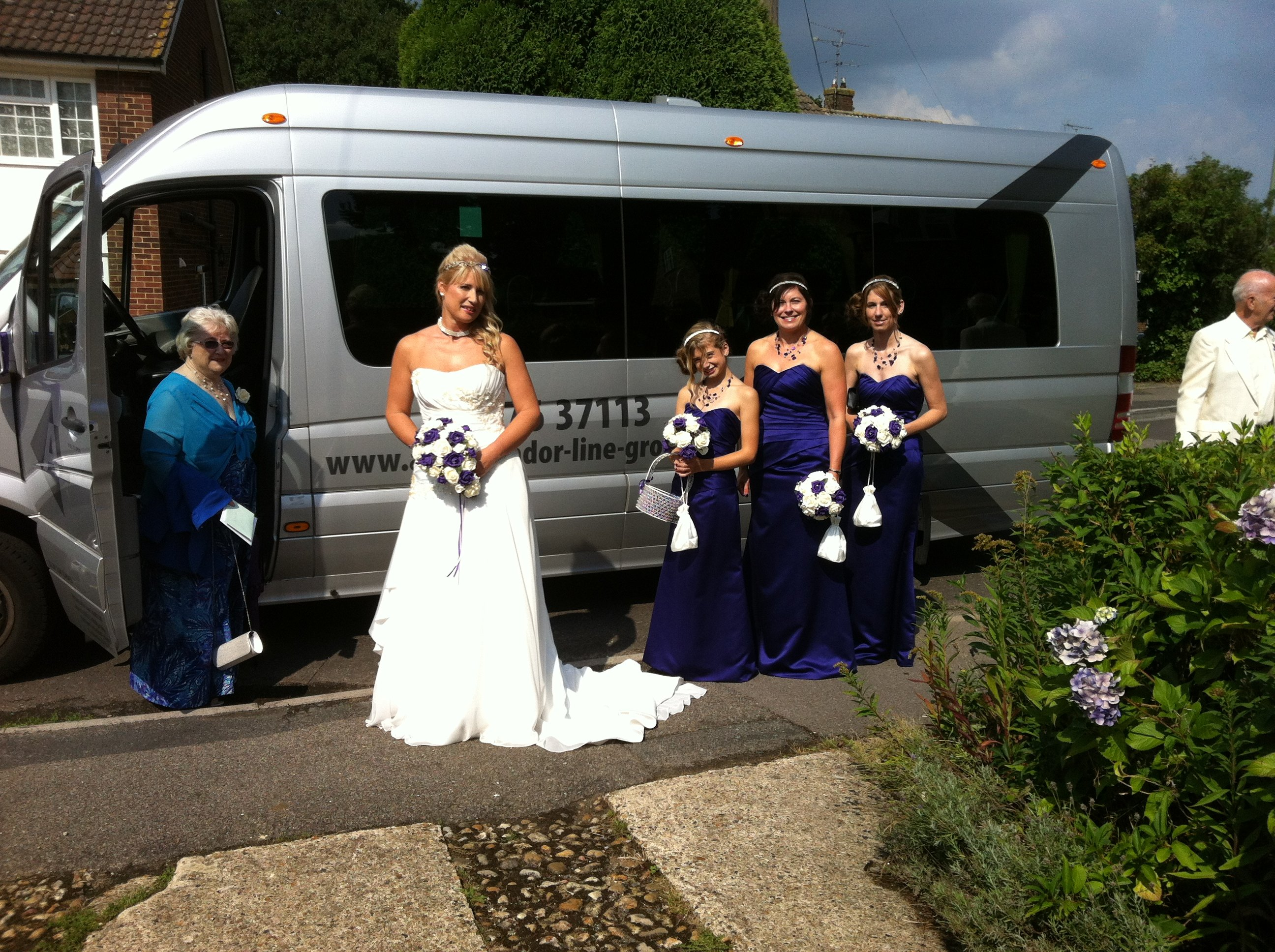 Wedding vehicles