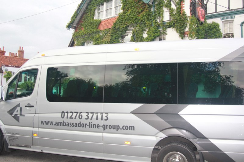 Ambassador-Line South vehicles for hire
