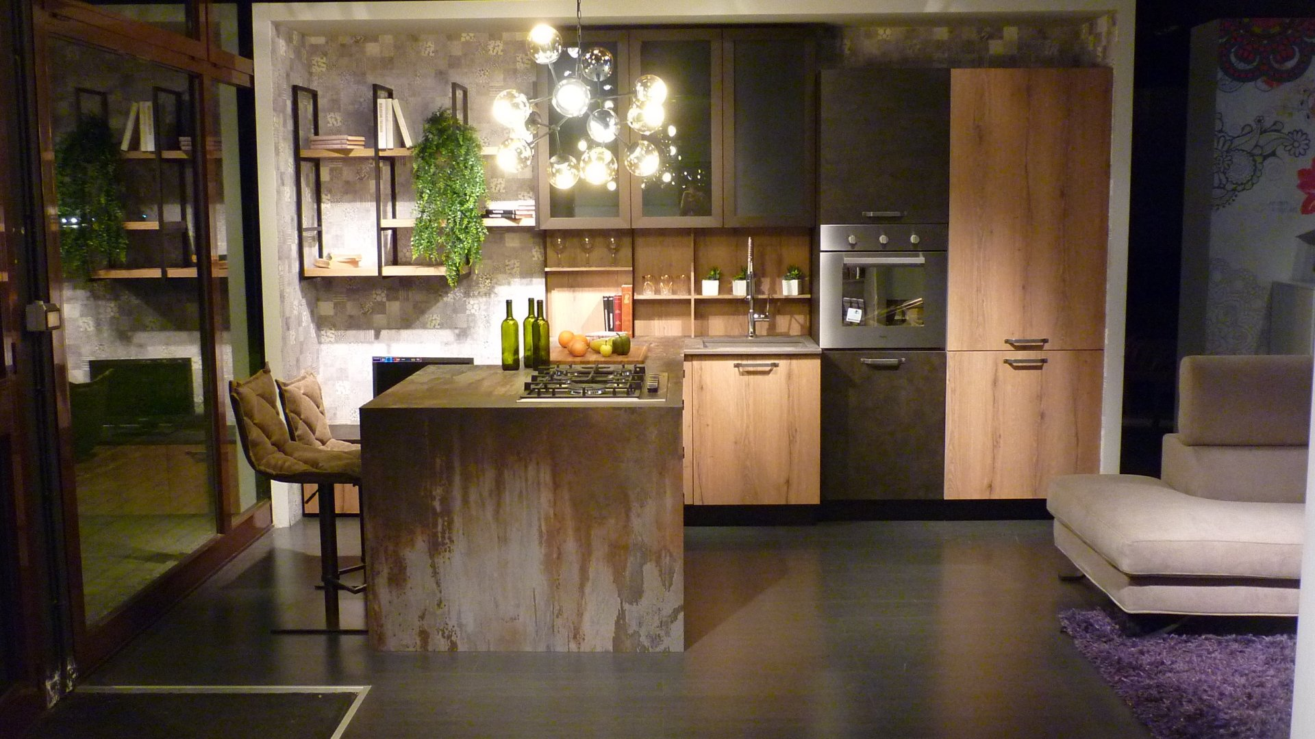 Cucine reggio emilia ambienti arredamenti pantaleoni for Mobili reggio emilia