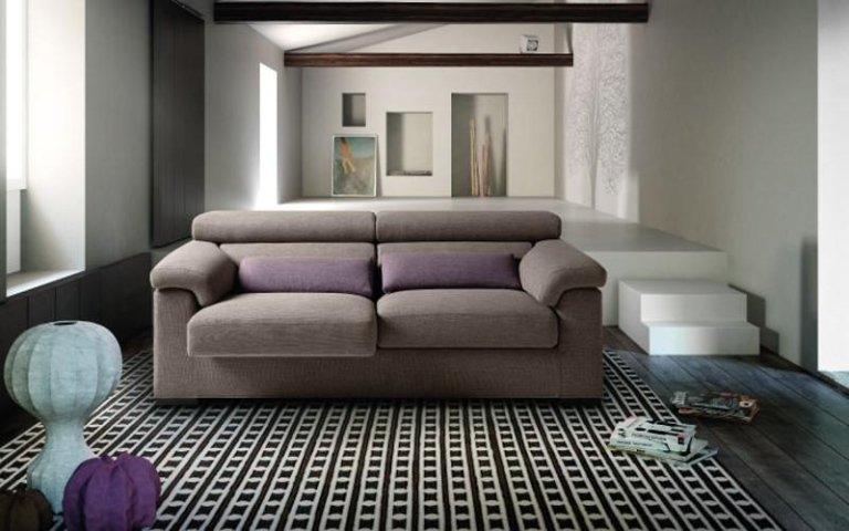 divano due posti allungabile