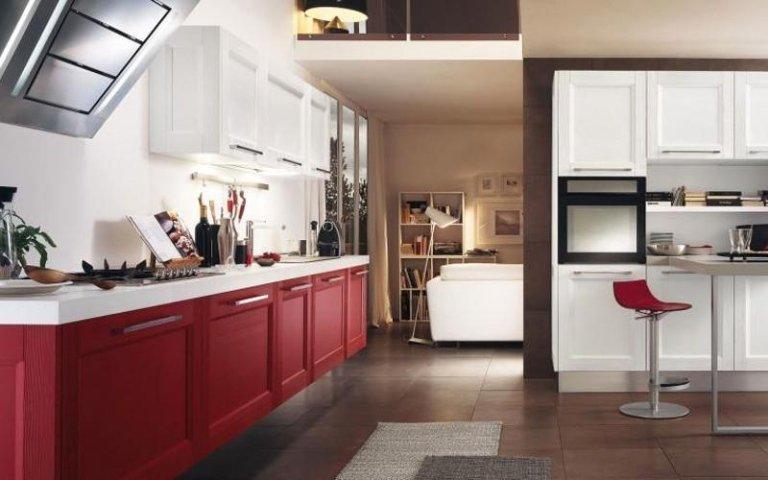 Vendita cucine reggio emilia ambienti arredamenti pantaleoni - Cucine lube reggio emilia ...