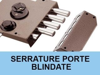 serrature blindate