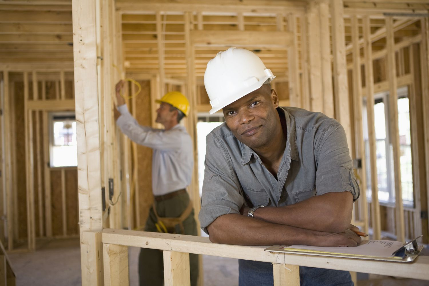 Workers providing home renovations in Escambia County, AL